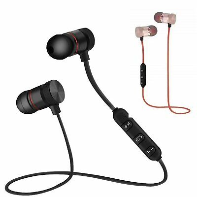 Wireless Bluetooth Earbuds In Ear Headphone For Apple iPhone 6 7 8 X Andriod USA Cell Phone Accessories