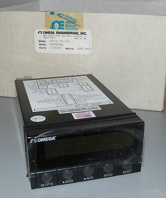 Omega Dp41-tc-s2 Temperature Indicator Panel Meter New