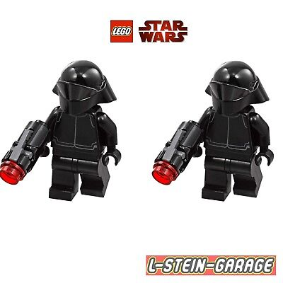 LEGO® Star Wars™ 4 Figuren aus Set 75197 First Order-Schützen mit Blatter NEU LEGO Minifiguren