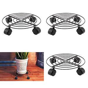 plant pot stand ebay. Black Bedroom Furniture Sets. Home Design Ideas