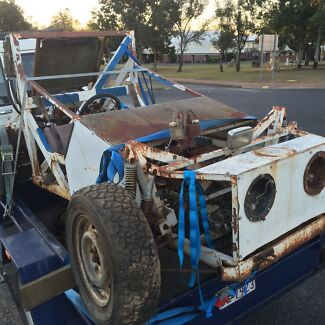 Off-road buggy racer go kart track car Margate Redcliffe Area Preview