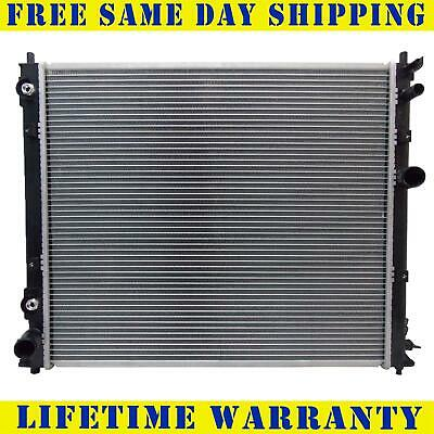 Radiator For 2008-2014 Cadillac CTS V6 3.6L 3.0L Lifetime Warranty Fast Shipping
