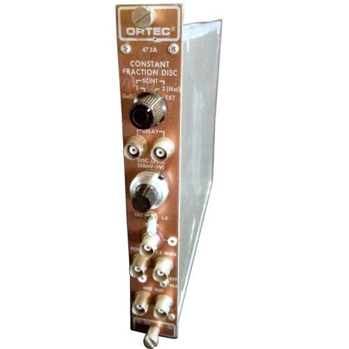 Ortec 473A Constant Fraction Disc Nim Bin Module Rev 11
