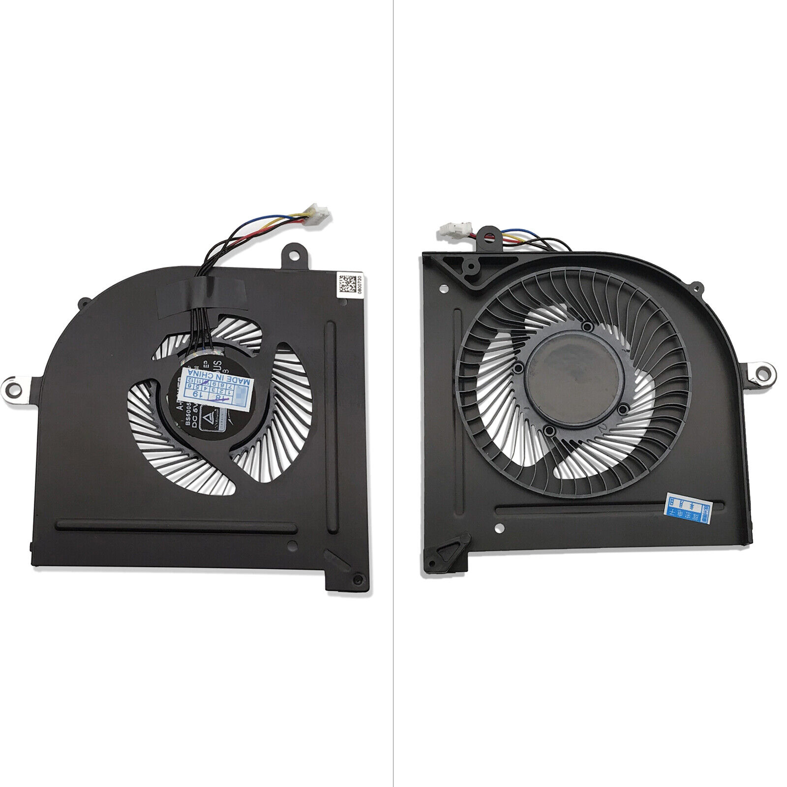 new laptop cpu cooling fan for msi