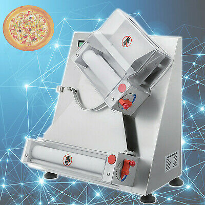 Electric Pizza Dough Roller Sheeter Pastry Press Machine Pizza Making Machine Us