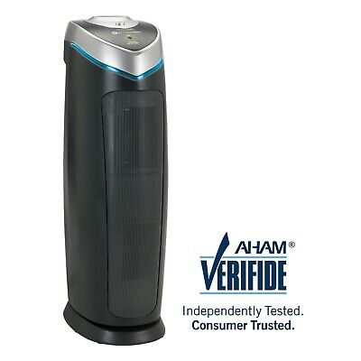 GermGuardian AC4825DLX 4in1 Air Purifier with HEPA Strainer UV Sanitizer