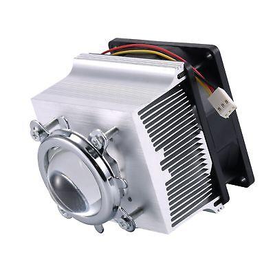 Tx Aluminium Heatsink Cooling Fan44mm Lens 60 Degree For 50w 100w Led Chip ...