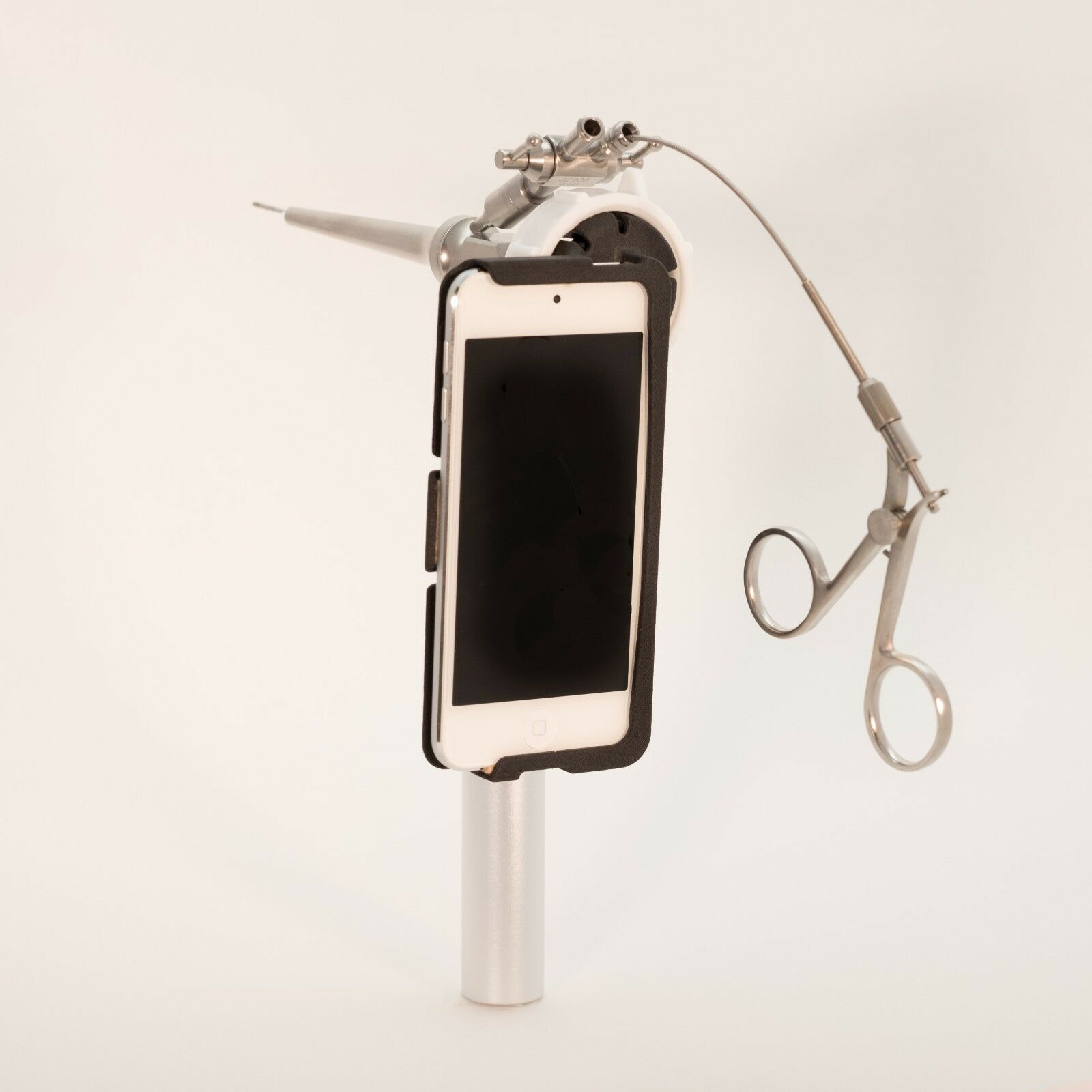 Video Otoscope for iPhone X adaptor for Endoscope video & rh