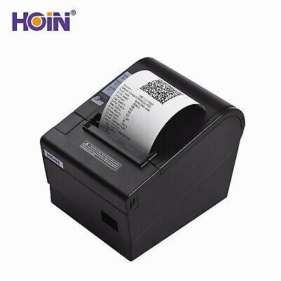 Hoin Hop-e802 80mm Usb Thermal Receipt Auto Cutter High Speed Escpos Printer