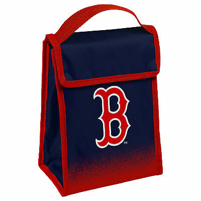 MLB Boston Red Sox Insulated  Lunch Bag Cooler
