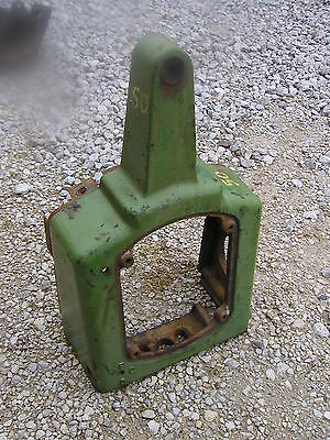 John Deere 50 Tractor Dash Holder Steering Shaft Holder Main Mounting Bracket