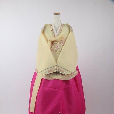 "Hanbok Korean Traditional Dress for Women L-size 38.2""(97cm) 5"