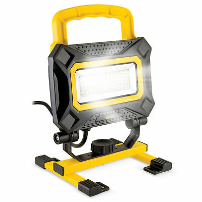 Wagner 3500 Lumen LED Dimmable Color Adjust Worklight USB