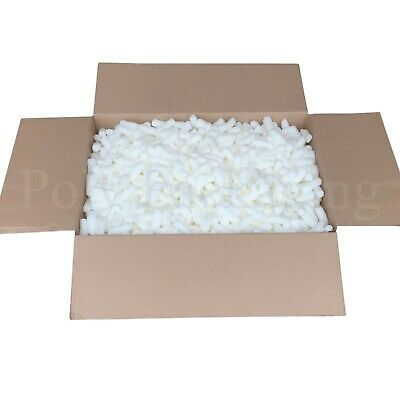2.5 Cubic Feet of ECOFLO LOOSE FILL Biodegradable/Void Fill/Packing Peanuts