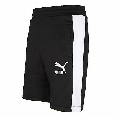 Puma Mens Archive T7 Shorts Trainging Running Gym Pants Black 575029 01