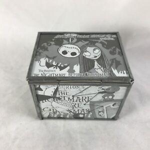 Nightmare Before Christmas Keepsake / Jewelry Box 3.5