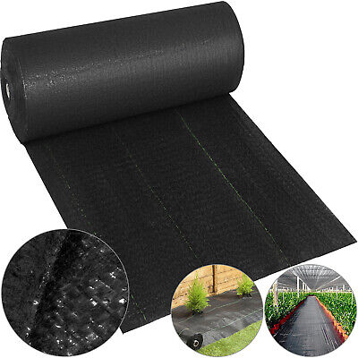 20 Year 3' x 250' Weed-Barrier Landscape Fabric 5.0-ounce polypropylene fabric