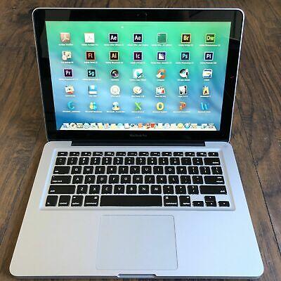 "MacBook Pro 13"" 2011 i5 2.4GHz, 8GB, 240GB SSD 15 16 12 11 21 27 2015 APP"