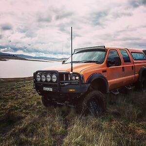 Ford F-250 6 inch lift Fyshwick South Canberra Preview
