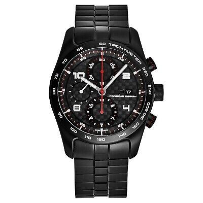Porsche Design Men's Chronotimer Series 1 Automatic Date Watch 6010.1040.05012