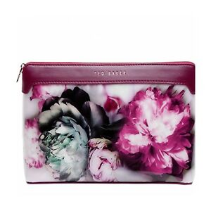 a13696a76 Ted Baker Wash Bag  Norran  Ethereal Posie Nude Pink ...