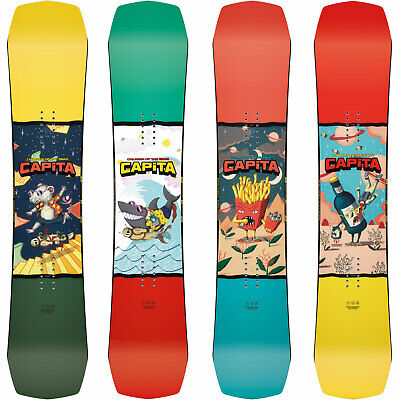 Capita Children of the Gnar Children Snowboard all Mountain Freestyle 2020 New Capita All Mountain Snowboard