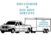 DHS COURIER & HOT SHOT SERVICES