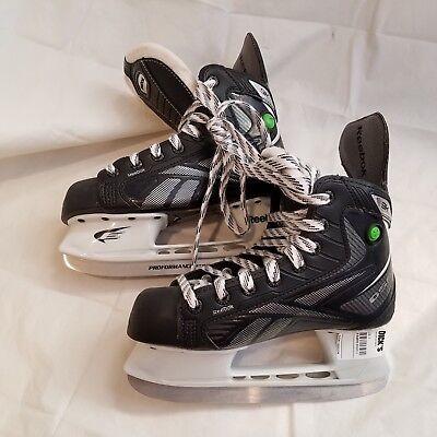NWT Reebok 9K PUMP Junior Ice Hockey Skates  Pump Junior Skates