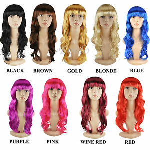 WOMEN-S-SEXY-LONG-CURLY-FANCY-DRESS-WIGS-COSPLAY-COSTUME-LADIES-FULL-WIG-PARTY
