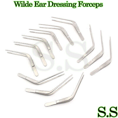 12 Wilde Ear Forceps 5 Surgical Medical Ent Instruments
