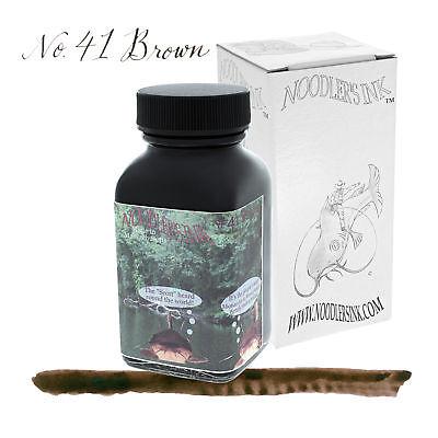 Noodler's Ink Refills 41 Brown  Bottled Ink Brown Bottled Ink Refill