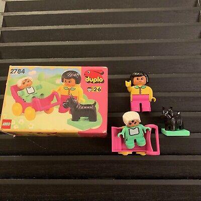 LEGO Duplo Set Kids Scottie Son Terrier Stroller