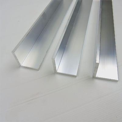 .125 Thick Aluminum 2 X 2 Angle 43 Long Qty 3 Sku 174034