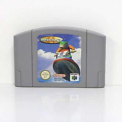 Wave Race 64 - Nintendo 64 N64 Game - Cart Only