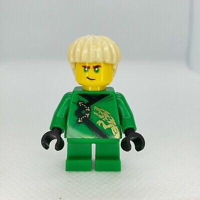 LEGO Ninjago Young Lloyd Minifigure Legacy Green Ninja Ninjago City Gardens
