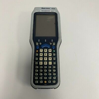 Intermec Ck31 Wireless Mobile Scanner W Battery Tested