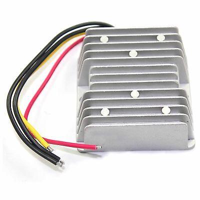 Waterproof Converter Voltage Reducer Regulator 36v Step Down To 12v 10a 120w Eff