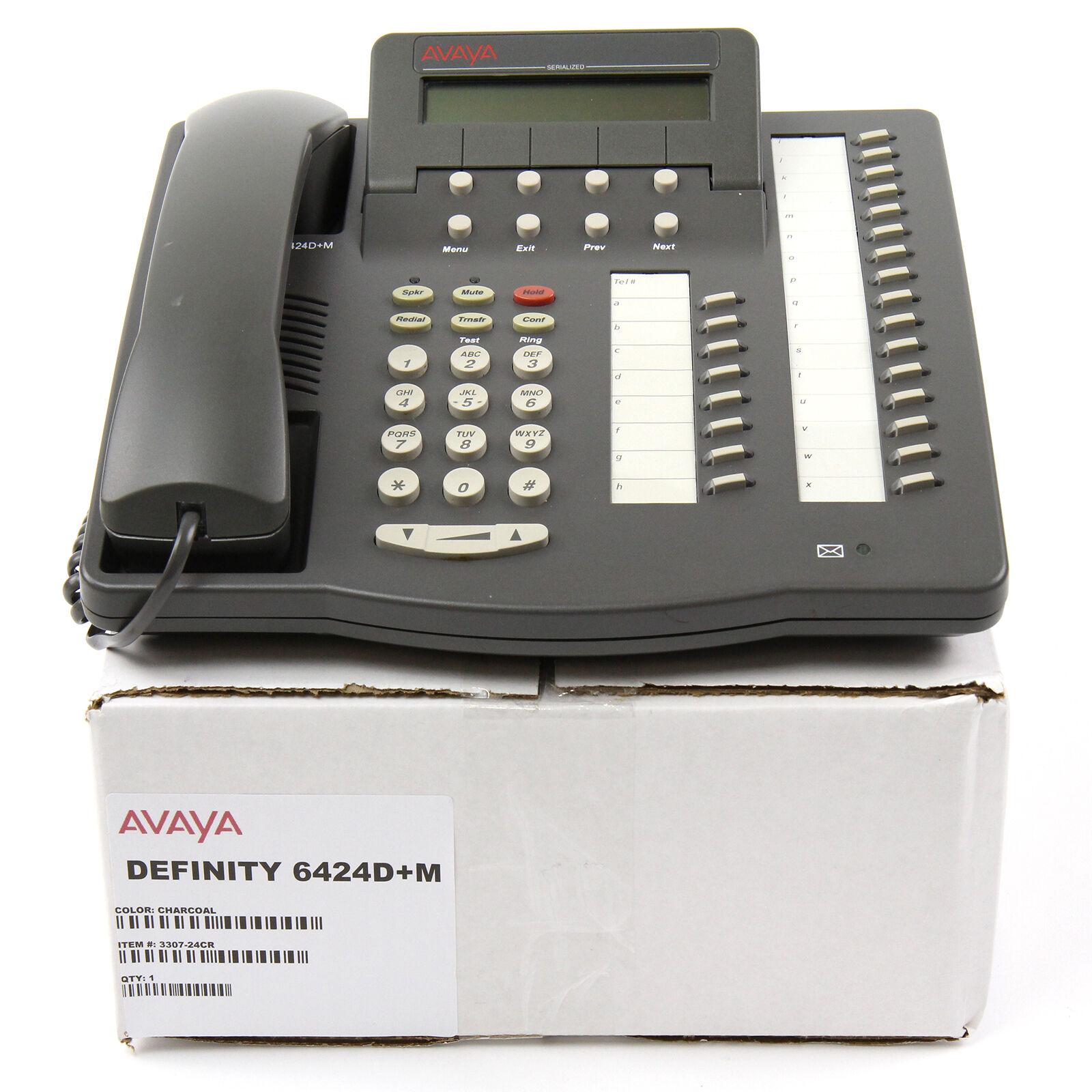 Avaya 6424D M Phone