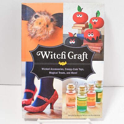 Witch Craft Wicked Accessories Creepy Cute Toys Magical Treats & More - Cute Halloween Illustrations