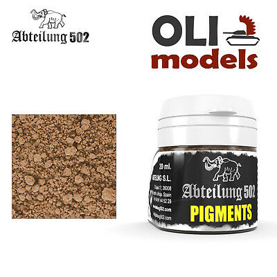 Weathering Pigment DRY MUD  20ml Bottle - Abteilung 502 P232