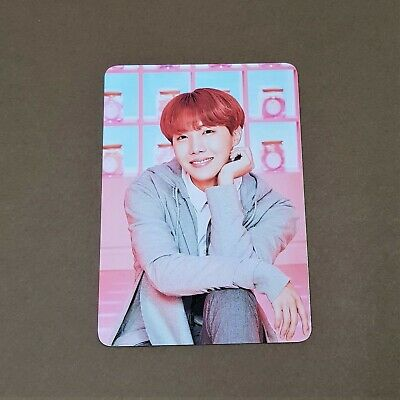 BTS Happy Ever After 4th MUSTER Mini Photocard [J HOPE 4/8]
