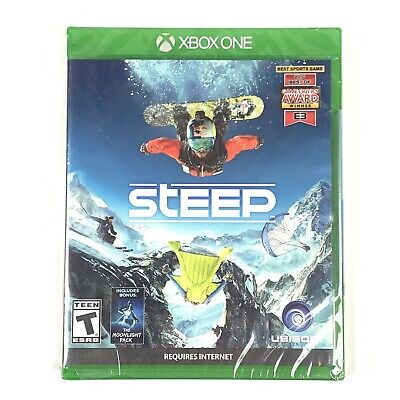 Steep (Microsoft Xbox One, 2016)