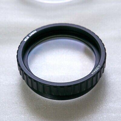 Wild Heerbrugg 350mm Objective Lens 431693