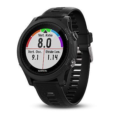 Garmin Forerunner 935 Black Premium Gps Running Triathlon Watch 010 01746 00