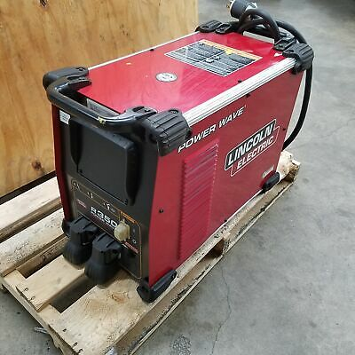Lincoln Electric 11745 R350 Power Wave Welding Power Supply. K3022-1 - Used
