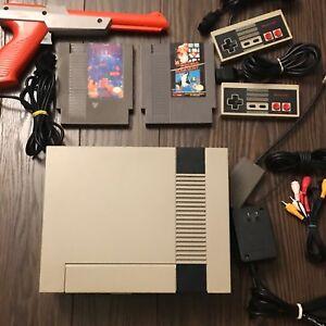 Lot Console Nintendo NES