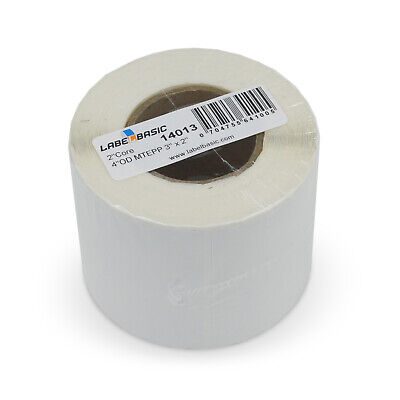 Labels For Primera Lx500 Printer 3 X 2 600 Matte Polypropylene Labels Per Roll