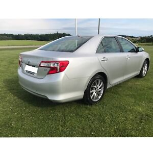 2012 Camry LE