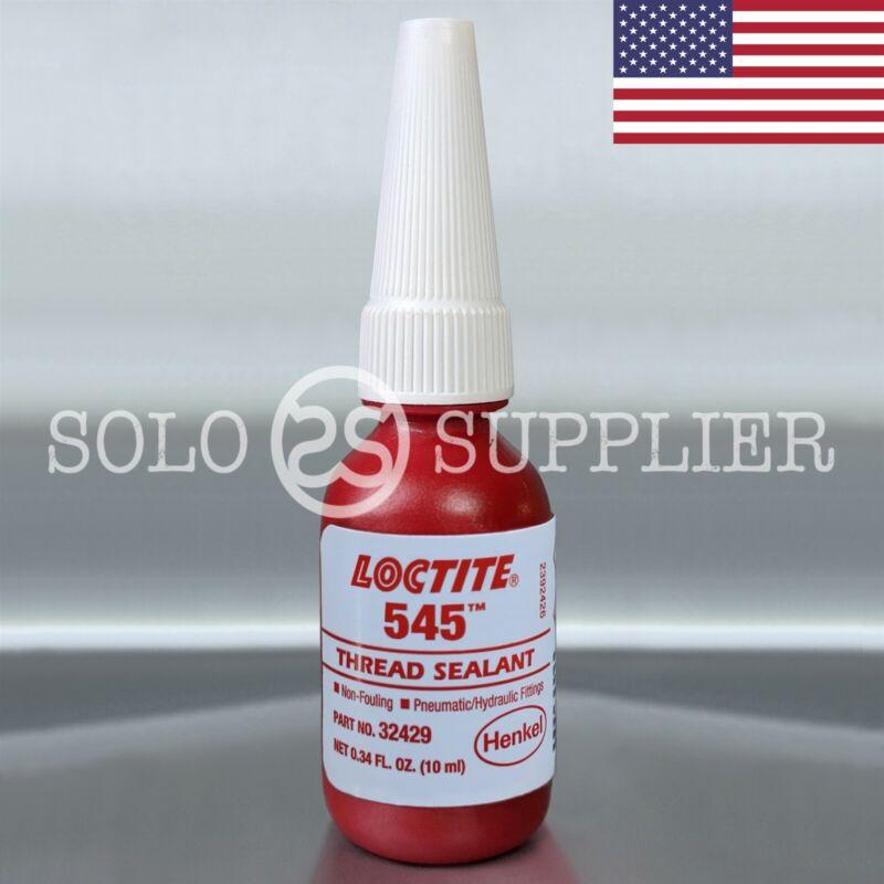 Loctite 545 Hydraulic Pneumatic Thread Sealant 10ml - USA