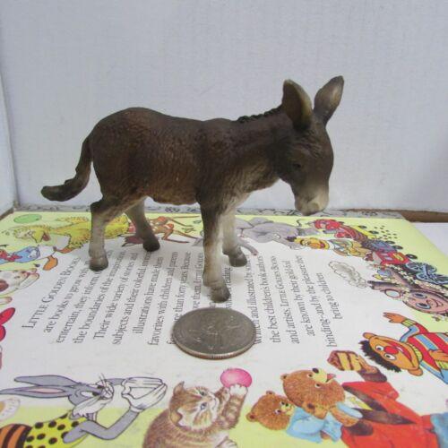 Schleich Donkey Retired 13212